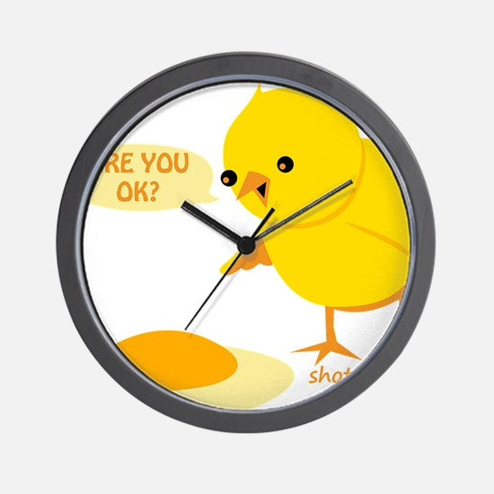are you ok Wall Clock