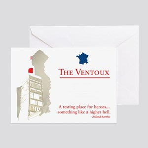 The Ventoux Greeting Card
