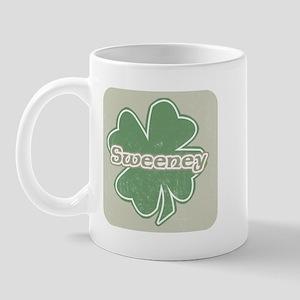 """Shamrock - Sweeney"" Mug"