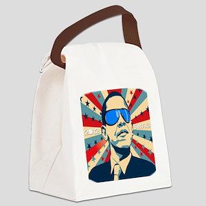 Barack Obama Shirts - 2012 Swag Canvas Lunch Bag