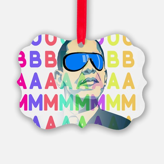 Barack Obama Shirts - less swag Ornament