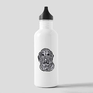 B@W Labrador Stainless Water Bottle 1.0L