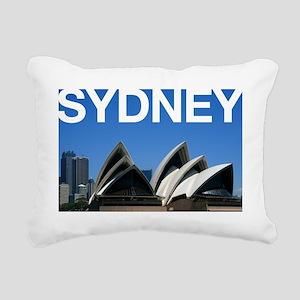 Sydney Rectangular Canvas Pillow