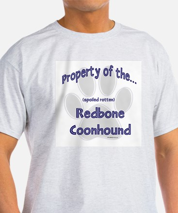 Coonhound Property T-Shirt