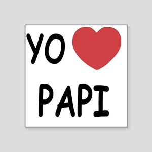 "PAPI Square Sticker 3"" x 3"""