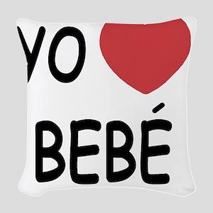 bebe Woven Throw Pillow
