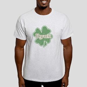 """Shamrock - Ryan"" Light T-Shirt"