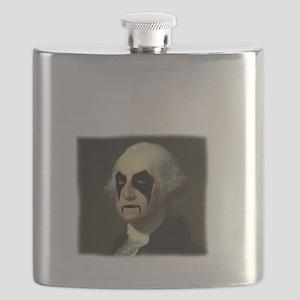 WASHINGTON GOLD Flask