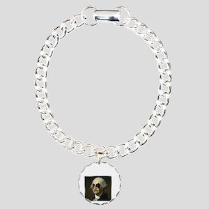 WASHINGTON GOLD Charm Bracelet, One Charm