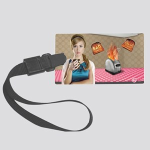 bt_magnet Large Luggage Tag