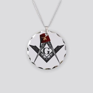 Shrine fez roots Necklace Circle Charm