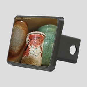 ACCEPTANCE_COURAGE_WISDOM Rectangular Hitch Cover