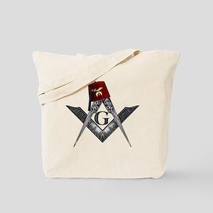Shrine fez roots Tote Bag