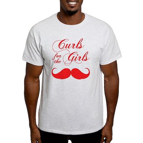curls6 Light T-Shirt