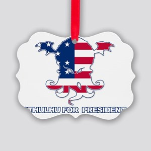 CTH_pres_large_shirt Picture Ornament