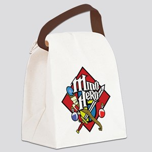 mmo Canvas Lunch Bag