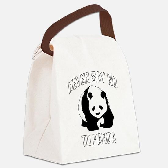 Cute Kids Canvas Lunch Bag