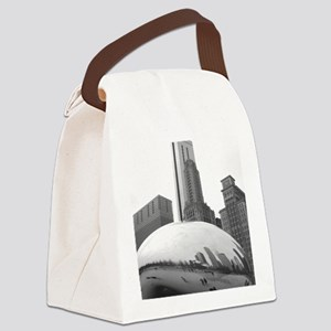 The Bean Canvas Lunch Bag