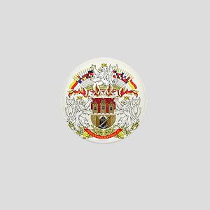 2000px-Praha_CoA_CZ Mini Button
