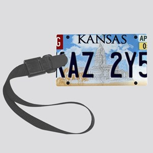 KAZ 275 Large Luggage Tag
