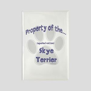 Skye Property Rectangle Magnet