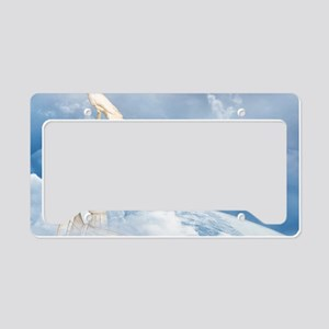 hp2_laptop_skin License Plate Holder