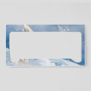 hp2_laptop_skin License Plate Holder