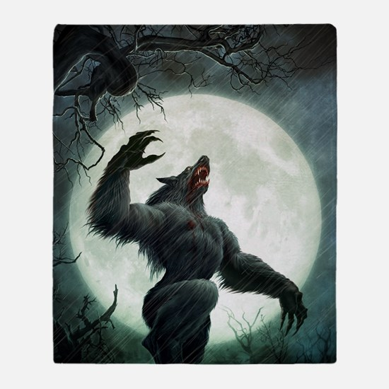 Howl-LargePoster Throw Blanket