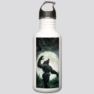 Howl-LargePoster Stainless Water Bottle 1.0L