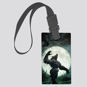 Howl-LargePoster Large Luggage Tag