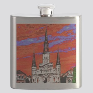 CathedralFauve1ab Flask