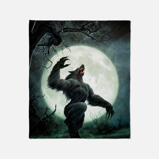 Howl-SmallPoster Throw Blanket