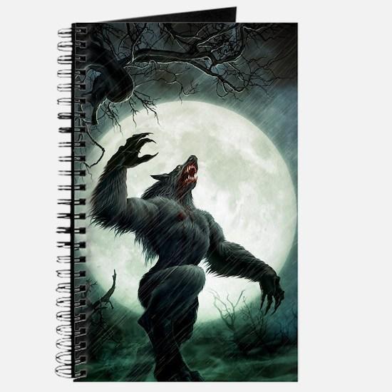 Howl-FramedPrint Journal