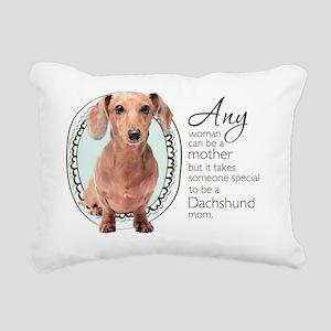 specialmom4 Rectangular Canvas Pillow