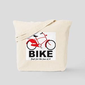 Bike_tee unisx) Tote Bag