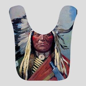 Sitting Bull, 1899, oil on canvas Bib