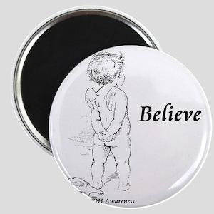 Believe Cherub Light Magnet