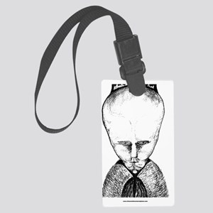 lamposter Large Luggage Tag