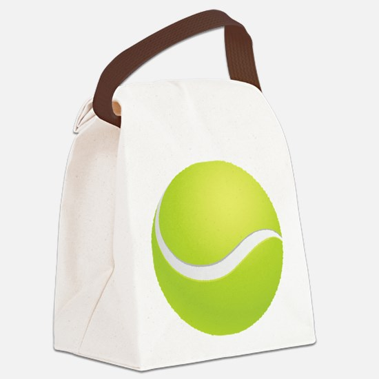 ball5 Canvas Lunch Bag