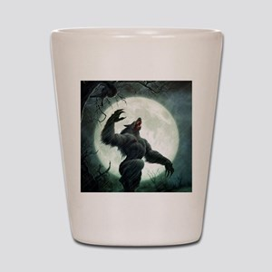 Howl-Tshirt Shot Glass