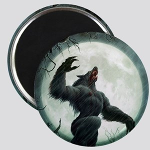 Howl-Tshirt Magnet