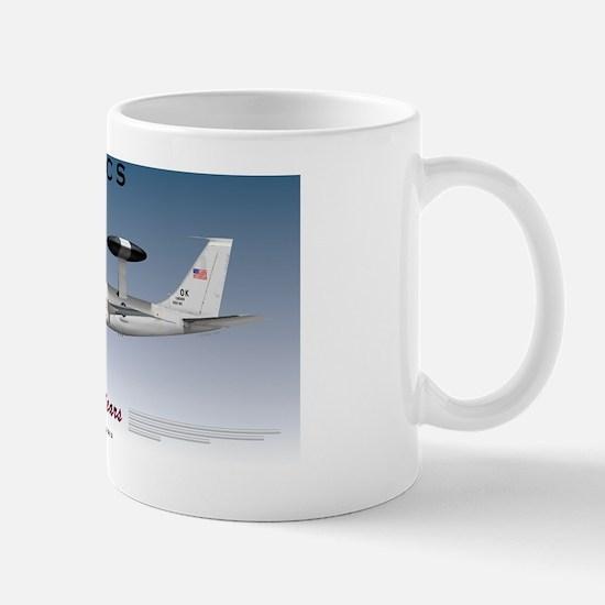 E3SentryUSAFwatermark Mug