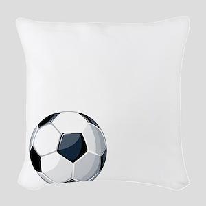KickIt1E Woven Throw Pillow