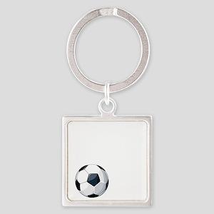 KickIt1E Square Keychain