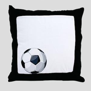 KickIt1E Throw Pillow