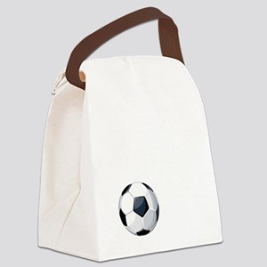 KickIt1E Canvas Lunch Bag