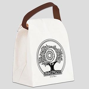 2011_10x10_b Canvas Lunch Bag