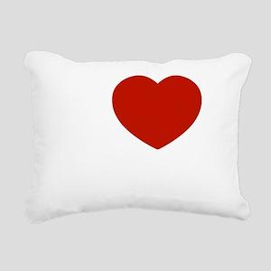 34 Rectangular Canvas Pillow