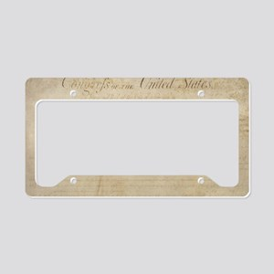 12x20_car magnet - Freedom of License Plate Holder