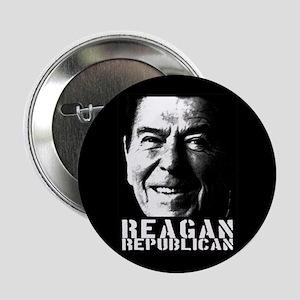 Reagan Republican Button